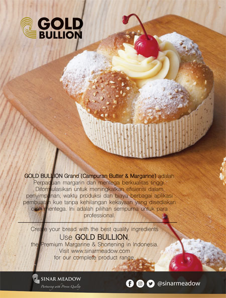 Gold Bullion Grand (Campuran Butter & Margarine)