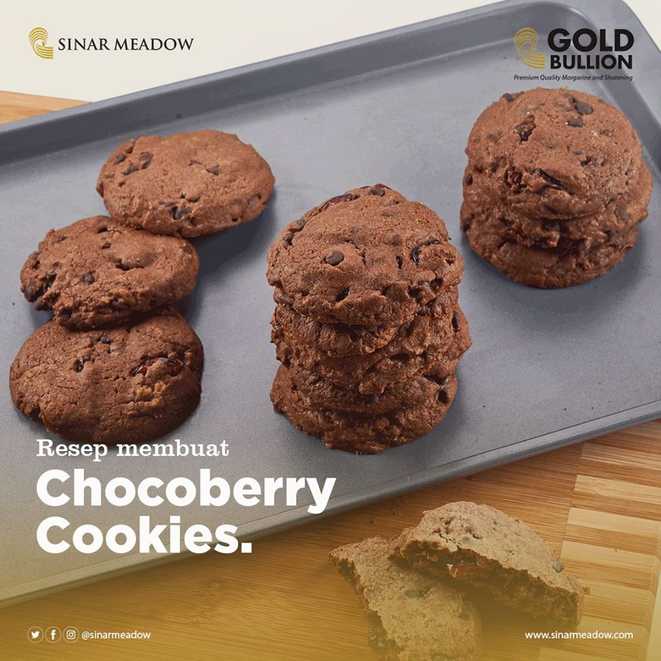 Chocoberry Cookies