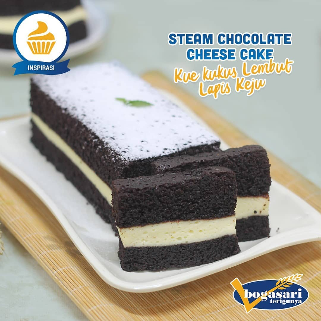 Steam Chocolate Cheese Cake