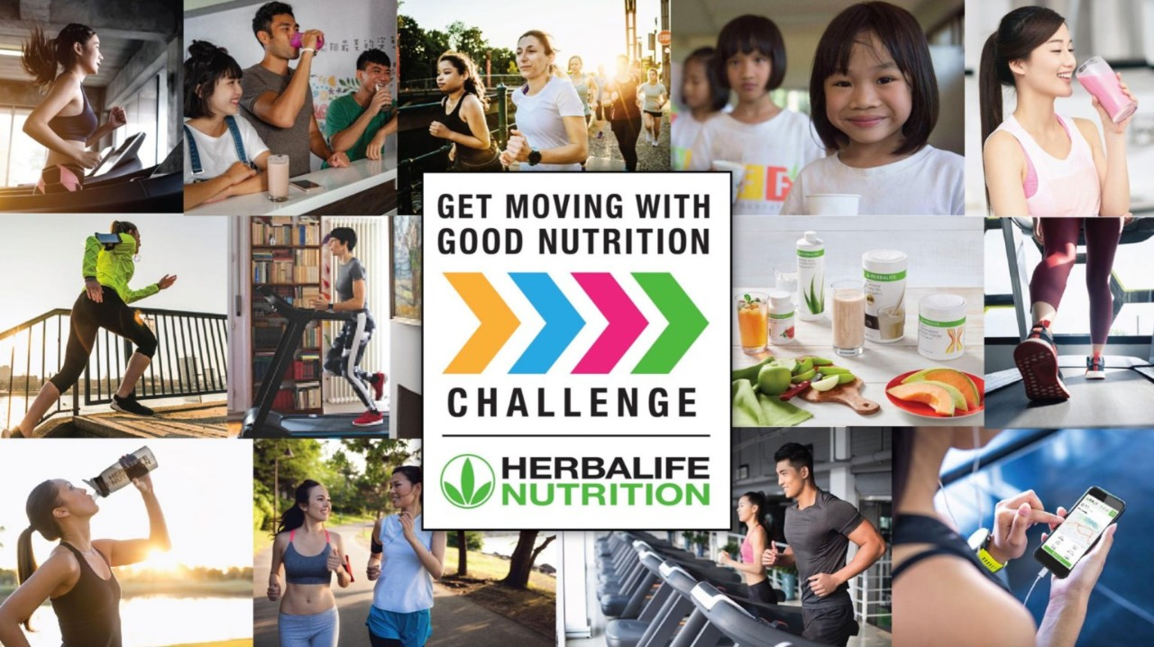 Herbalife Nutrition Gelar Herbalife Nutrition 40th Anniversary Virtual Run
