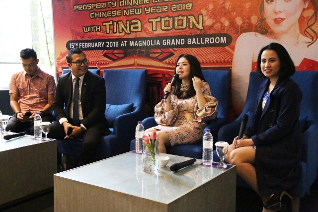 Grand Mercure Jakarta Kemayoran Gelar The Journey of Love With Tina Toon