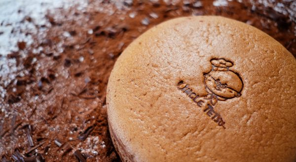Chocolate Cheesecake, Varian Baru Dari Uncle Tetsu