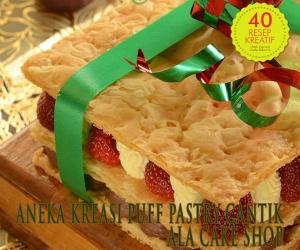 PastryNBakery Edisi 136 (Edisi Puff Pastry)