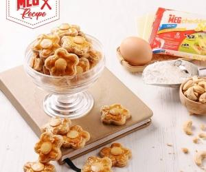 Cheese Nut Cookies