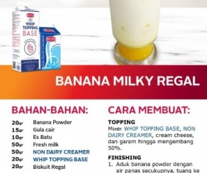 Banana Milky Regal