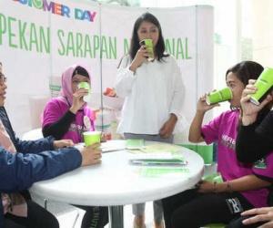 Kembali Dukung Kampanye PESAN, Herbalife Gelar Edu...