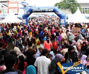 Gratis 1500 Porsi di Penutupan Festival Mie 2019
