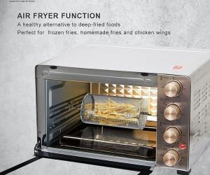 Air Fryer IDEALIFER Oven (IL-335)