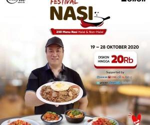 Festival Nasionline, Blibli Hadirkan 250 Menu Nasi...