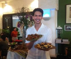 Bisnis Kuliner Dimas Beck Raih Pendanaan dari Amar...