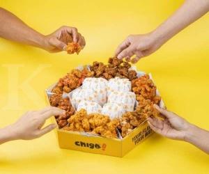 Kopi Kenangan Luncurkan Ayam Goreng Chigo Variasi ...