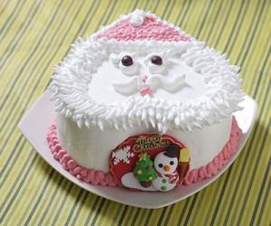 Creamy English Fruit Cake