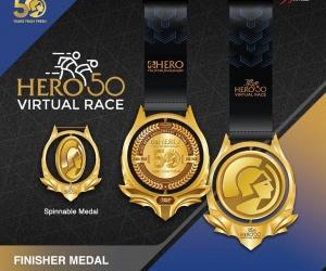 Virtual Race Hero Supermarket: Menjaga Kebugaran P...