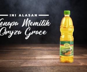 Alasan Kenapa Memilih Minyak Goreng Oryza Grace