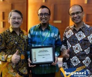 Bogasari Raih Penghargaan Industri Hijau