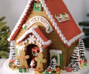 Trik Ginger Bread Suguhan Cantik Teman Natal Anda